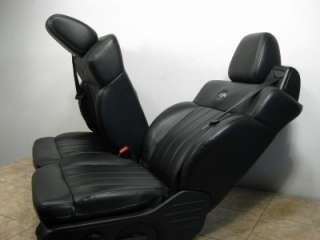 05   08 FORD F 150 F150 HARLEY DAVIDSON LEATHER SEATS