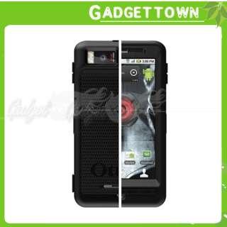 100%Genuine OEM Otterbox Defender Case for Motorola DROID X 2  Black