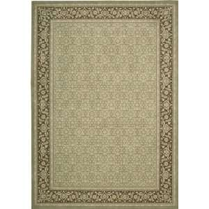 Nourison Persian Empire Green Traditional Persian 3 6 x