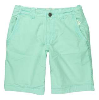 Aeropostale mens Solid Flat Front Shorts   Style 7094