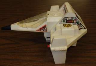 Buck Rogers Laserscope Fighter Ship 1979 Mego Toys Loose Lights Sounds