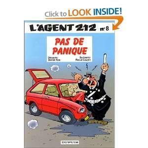 Pas de panique (9782800115375): Raoul Cauvin, Daniel Kox: Books