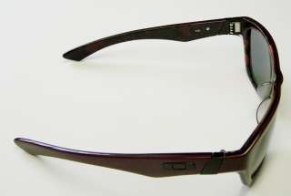 Oakley Jupiter LX Sunglasses Brick Red/Grey NEW IN BOX
