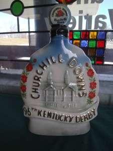 1970 96TH KENTUCKY DERBY JIM BEAM WHISKEY BOURBON CHURCHILL DOWNS