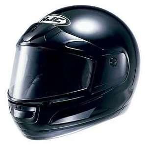 HJC CS AIR CSAIR SNOW BLACK SIZELRG MOTORCYCLE Full Face
