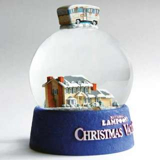 Christmas Vacation Snow Globe