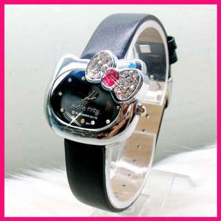 2011 NEW Fashion HelloKitty Girls Lady Quartz Watch KT01