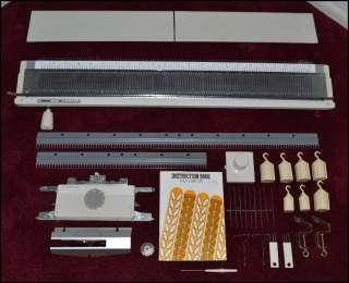 singer model 155 knitting machine