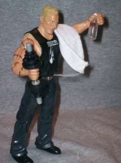 WWE FIGURE RUTHLESS AGGRESSION SANDMAN & ACCESORY