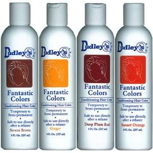 Dudleys Fantastic Colors Conditioning Hair Color   X