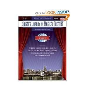 Singers Library of Musical heare, Vol 2 Mezzo Soprano/Alo Voice