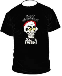 Merry Christmas Achmed THE DEAD TERRORIST Jeff Dunham Funny T Shirt