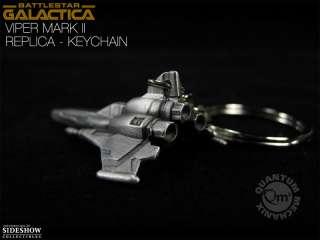Battlestar Galactica Viper Mark II Keychain *New*