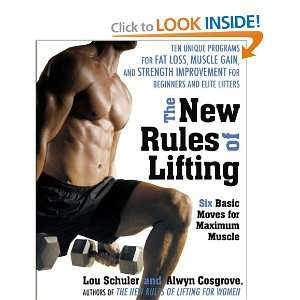 for Maximum Muscle (9781583333389) Lou Schuler, Alwyn Cosgrove Books