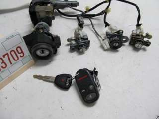 1996 ACURA RL IGNITION SWITCH LOCK CYLINDER DRIVER PASSENGER DOOR LOCK