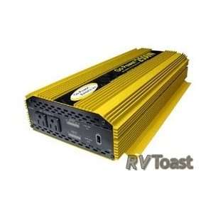 GoPower Electric Modified Sine Wave Inverter 2500W   S117
