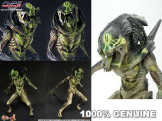 PREDALIEN AVP2 ALIENS BATTLE DAMAGE VER HOTTOYS HOT TOYS FIGURE AQ2183