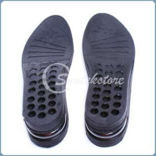MENS HEIGHT INCREASE SHOE INSERTS INSOLE LIFTS TALLER
