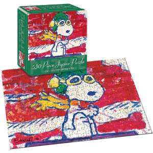 : Snoopy Take Flight Tom Everhart by USAopoly: Sports & Outdoors