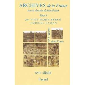 Archives de la France (9782213607009): Jean Favier: Books