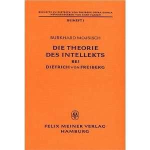 bei Dietrich von Freiberg (Beihefte zu Dietrich von Freiberg