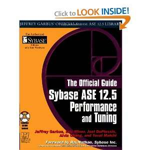 Sybase Ase 12.5 Library) (9781556229084) Jeffrey Garbus Books