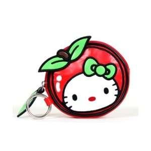 Hello Kitty Sanrio Apple Coin Bag Purse