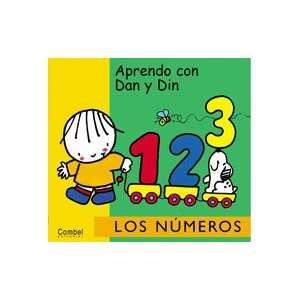Los numeros (Aprendo con Dan y Din series) (9788478645237