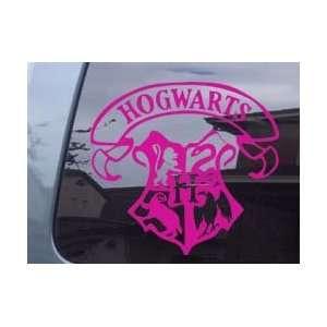 Harry Potter Hogwarts Crest Ipad Laptop Car Vinyl Decal