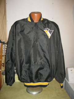 1970s Delong Pullover NHL Pittsburgh Penguins XL