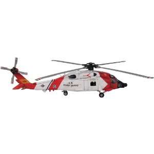 Edition U.S. Coast Guard Helicopter HH 60J Jayhawk Toys & Games