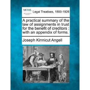 practical summary of the law of assignments in trust for the benefit
