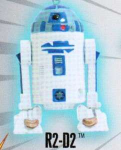 Star Wars Clone Animated Mascot Strap Droid R2D2 R2 D2