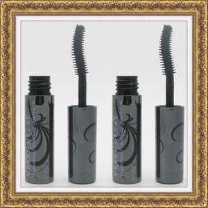 Lot of 2 Urban Decay Supercurl Curling Thickening MASCARA BLACK Travel