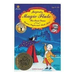 Mozarts Magic Flute CD Rom Music Games Musical