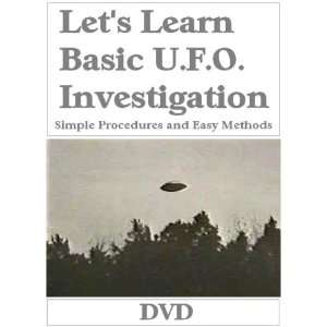 Lets Learn Basic UFO Investigation Bill Knell Movies & TV