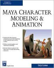 Maya Character Modeling and Animation, (1584504404), Tereza Flaxman