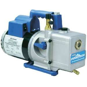 CoolTech 4 CFM Two Stage High Performance Vacuum Pump Automotive