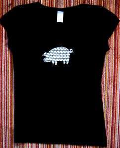 ROGER WATERS THE WALL PINK FLOYD 2 SIDED BABYDOLL S XL