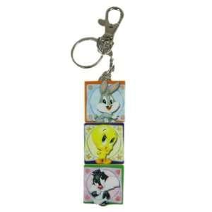 Baby Looney Tunes Keychain   Warner Bros Looney Tunes