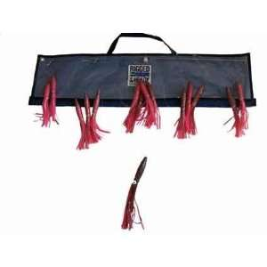 Squid Spreader Bar 12 Squids: Sports & Outdoors