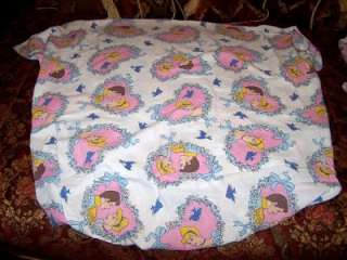 GIRLS KIDS DISNEY PRINCESS CINDERELLA TWIN SHEET SET
