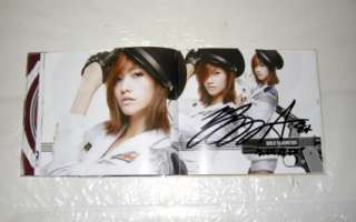 SNSD Girls Generation   Genie ALL MEMBERS AUTOGRAPHED