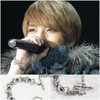 TV22] JYJ TVXQ Hero Jejung Style Heart Devil Bracelet