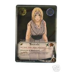 : Naruto TCG Dream Legacy N 219 Tsunade Super Rare Card: Toys & Games