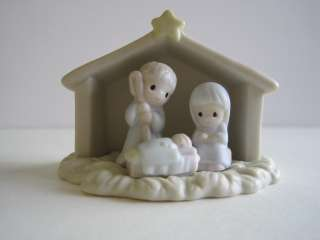PRECIOUS MOMENTS Nativity Figurine