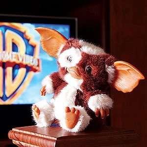 Dancing Gizmo Plush Doll Gremlins Movie by NECA Toys