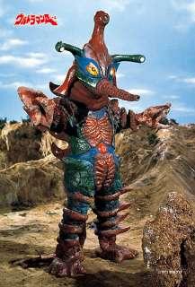ULTRAMAN Ultra Monster 19 Alien Hipporit ACTION FIGURE