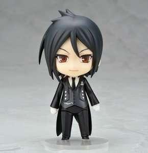 Kuroshitsuji Black Butler Sebastian PVC anime figure Doll