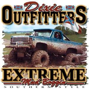 Dixie Rebel Mudding Trucks  MUD BOGGIN